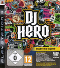 DJ Hero PlayStation 3 Front Cover