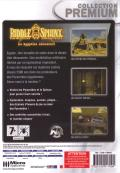 Riddle of the Sphinx: An Egyptian Adventure Windows Other Keep Case - Back