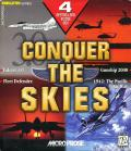 Conquer the Skies DOS Front Cover