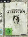 The Elder Scrolls IV: Oblivion Windows Other Cardboard Sleeve - Front - Disc 1