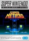 Super Metroid Wii Front Cover