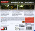 Metal Gear Solid: Snake Eater 3D Nintendo 3DS Back Cover