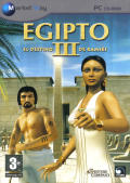 The Egyptian Prophecy Windows Front Cover