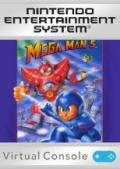 Mega Man 5 Wii Front Cover