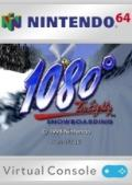 1080° Snowboarding Wii Front Cover