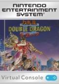 Double Dragon II: The Revenge Wii Front Cover