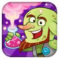 Pocket Potions iPad Front Cover