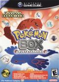 Pokémon Box: Ruby & Sapphire GameCube Other Game Keep Case - Front