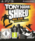 Tony Hawk: Shred PlayStation 3 Other Keep Case - Front