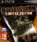 Bulletstorm (Limited Edition) PlayStation 3 Front Cover