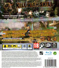 Bulletstorm (Limited Edition) PlayStation 3 Back Cover