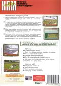 Final Stretch: Horse Racing Sim Windows Back Cover