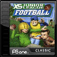 XS Junior League Football PlayStation 3 Front Cover
