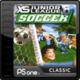 XS Junior League Soccer PlayStation 3 Front Cover