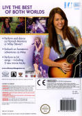 Hannah Montana: The Movie Wii Back Cover