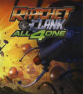 Ratchet & Clank: All 4 One PlayStation 3 Inside Cover Right