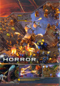 StarCraft II: Wings of Liberty Macintosh Inside Cover Inner - Left