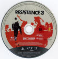 Resistance 3 PlayStation 3 Media