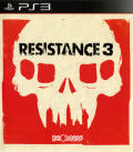 Resistance 3 PlayStation 3 Inside Cover Right