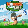 Worms Crazy Golf iPhone Front Cover
