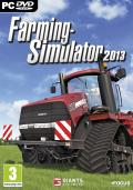 Farming Simulator 2013 Windows Front Cover