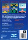 Jewels of Darkness Atari ST Back Cover
