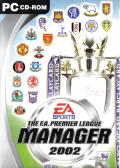 The F.A. Premier League Manager 2002 Windows Front Cover