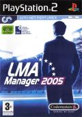 LMA Manager 2005 PlayStation 2 Front Cover