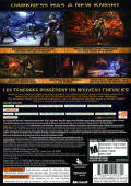 Knights Contract Xbox 360 Back Cover