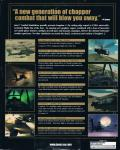 Jane's Combat Simulations: Longbow 2 Windows Back Cover