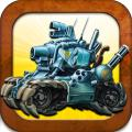 Metal Slug 3 iPad Front Cover