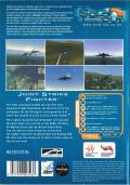 Joint Strike Fighter - JSF Windows Back Cover