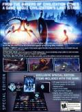XCOM: Enemy Unknown (Special Edition) Windows Back Cover