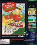 The Simpsons: Bart vs. the Space Mutants DOS Front Cover