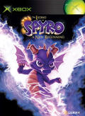 The Legend of Spyro: A New Beginning Xbox 360 Front Cover