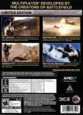 Medal of Honor (Limited Edition) Windows Back Cover