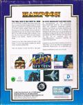 Harpoon DOS Back Cover