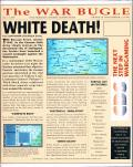 White Death DOS Back Cover