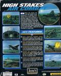 Jane's Combat Simulations: Israeli Air Force Windows Back Cover