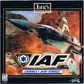 Jane's Combat Simulations: Israeli Air Force Windows Other Jewel Case - Front