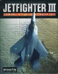 JetFighter III DOS Front Cover