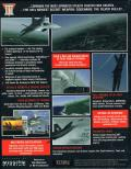 JetFighter III DOS Back Cover