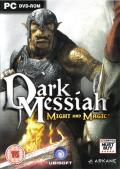 Dark Messiah: Might and Magic Windows Front Cover