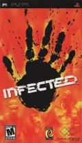 Infected PSP Front Cover