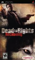 Dead to Rights: Reckoning PSP Front Cover