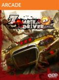 Zombie Driver HD Xbox 360 Front Cover