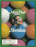 Mini-Putt DOS Front Cover