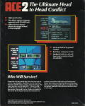 ACE 2 DOS Back Cover