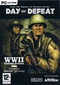 Day of Defeat Windows Front Cover