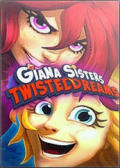 Giana Sisters: Twisted Dreams Windows Front Cover 1st version